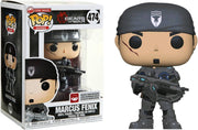 Pop Games 3.75 Inch Action Figure Gears Of War - Marcus Fenix #474