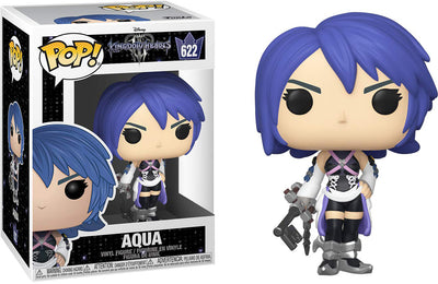 Pop Games 3.75 Inch Action Figure Kingdom Hearts - Aqua #622