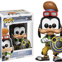 Pop Games Kingdom Hearts 3.75 Inch Action Figure - Goofy #263