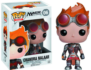 Pop Games Magic The Gathering 3.75 Inch Action Figure - Chandra Nalaar #06