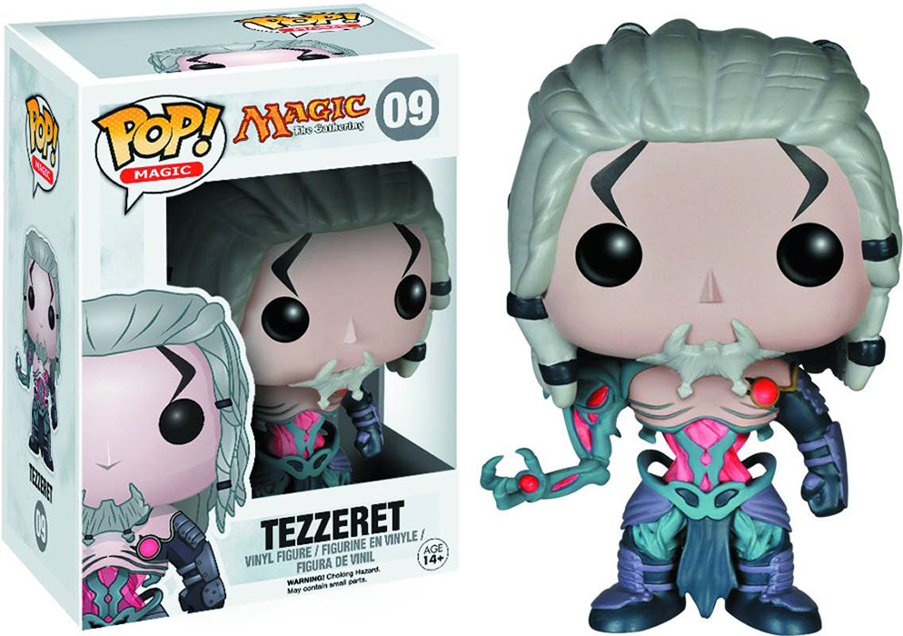 Pop Games Magic The Gathering 3.75 Inch Action Figure - Tezzeret #09