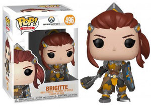Pop Games 3.75 Inch Action Figure Overwatch - Brigite #496