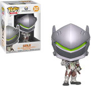 Pop Games 3.75 Inch Action Figure Overwatch - Genji #347