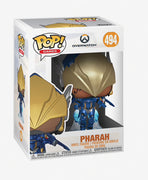 Pop Games 3.75 Inch Action Figure Overwatch - Pharah #494