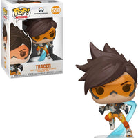 Pop Games 3.75 Inch Action Figure Overwatch - Tracer #550
