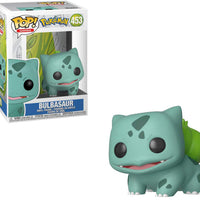 Pop Games 3.75 Inch Action Figure Pokemon - Bulbasaur #453