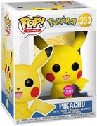 Pop Games Pokemon 3.75 Inch Action Figure Exclusive - Pikachu Flocked #353