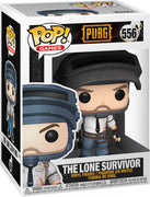 Pop Games 3.75 Inch Action Figure PUBG - The Lone Survivor #556