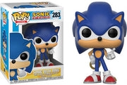 Pop Games 3.75 Inch Action Figure Sonic The Hedgehog - Sonic with Ring #283
