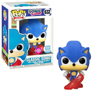 Pop Games Sonic The Hedgehog 3.75 Inch Action Figure Exclusive - Classic Sonic #632