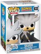 Pop Games Sonic The Hedgehog 3.75 Inch Action Figure - Silver #633