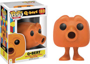 Pop Games Q-Bert 3.75 Inch Action Figure - Q-Bert #169