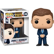 Pop Icons 3.75 Inch Action Figure American History - John F. Kennedy #46