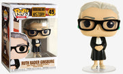 Pop Icons 3.75 Inch Action Figure American History - Ruth Bader Ginsburg #45