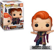 Pop Icons 3.75 Inch Action Figure Conan - Conan O'Brien #24