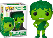 Pop Icons 3.75 Inch Action Figure Green Giant - Green Giant #42
