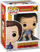Pop Icons Richard Simmons 3.75 Inch Action Figure - Richard Simmons #58