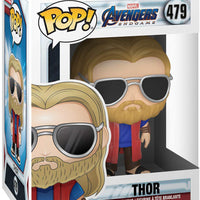 Pop Marvel 3.75 Inch Action Figure Avengers Endgame - Casual Thor #479