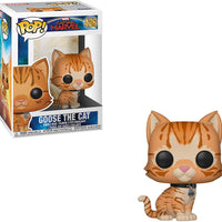 Pop Marvel 3.75 Inch Action Figure Captain Marvel - Goose The Cat #426