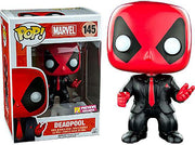Pop Marvel 3.75 Inch Action Figure Deadpool - Dressed To Kill Deadpool #145 Exclusive