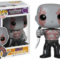 Pop Marvel 3.75 Inch Action Figure Guardians Of The Galaxy - Drax #50
