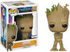 Pop Marvel 3.75 Inch Action Figure Guardians Of The Galaxy Vol 2 - Adolescent Groot #207 Exclusive