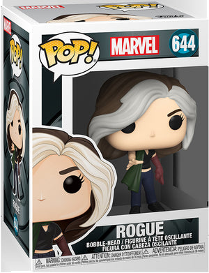 Pop Marvel X-Men 3.75 Inch Action Figure - Rogue #644