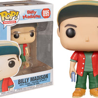 Pop Movies 3.75 Inch Action Figure Billy Madison - Billy Madison #895
