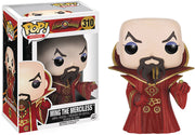 Pop Movies 3.75 Inch Action Figure Flash Gordon - Ming The Merciless #310