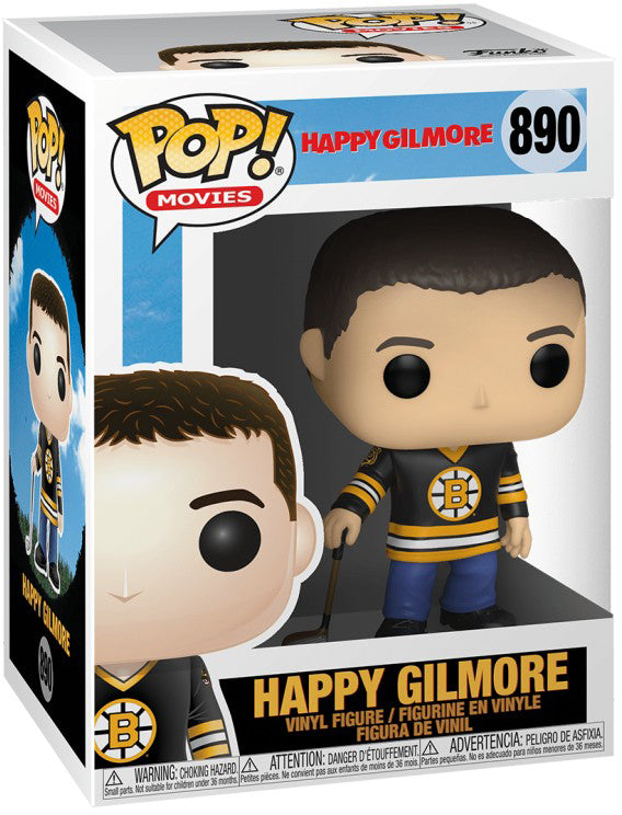Pop Movies 3.75 Inch Action Figure Happy Gilmore - Happy Gilmore #890