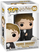 Pop Movies 3.75 Inch Action Figure Harry Potter - Cedric Diggory #90