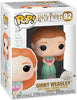 Pop Movies 3.75 Inch Action Figure Harry Potter - Ginny Weasley Yule #92