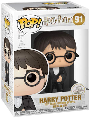 Pop Movies 3.75 Inch Action Figure Harry Potter - Harry Potter #91