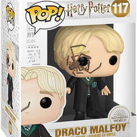 Pop Movies Harry Potter 3.75 Inch Action Figure - Draco Malfoy #117