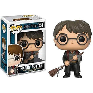 Pop Movies Harry Potter 3.75 Inch Action Figure - Harry Potter #51