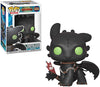 Pop Movies 3.75 Inch Action Figure How To Train Your Dragon - Toothless #686
