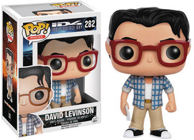 Pop Movies 3.75 Inch Action Figure Independence Day - David Levinson #282
