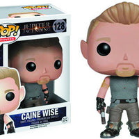 Pop Movies Jupiter Ascending 3.75 Inch Action Figure - Caine Wise #128