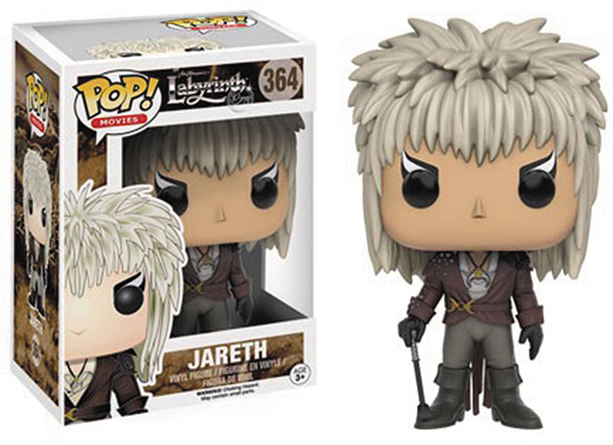 Pop Movies 3.75 Inch Action Figure Labyrinth - Jareth #364