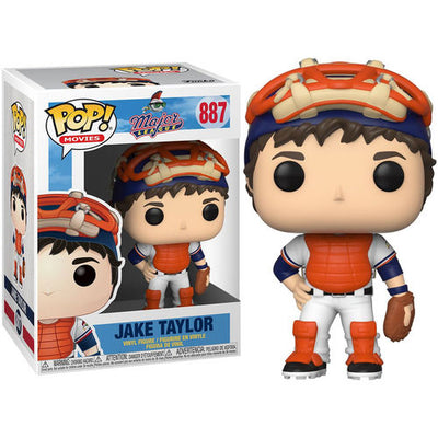 Pop Movies 3.75 Inch Action Figure Major League - Jake Taylor #887