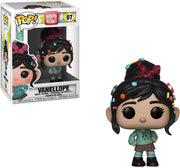 Pop Movies 3.75 Inch Action Figure Ralph Breaks The Internet - Vanellope #07