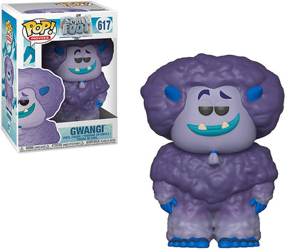 Pop Movies 3.75 Inch Action Figure Small Foot - Gwangi #617