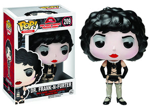 Pop Movies 3.75 Inch Action Figure The Rocky Horror Picture Show - Dr. Frank-N-Furter #209