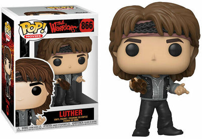 Pop Movies 3.75 Inch Action Figure The Warriors - Luther #866