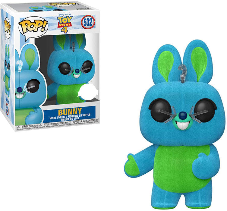 Pop Movies Toy Story 4 3.75 Inch Action Figure Exclusive - Bunny #532