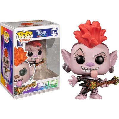 Pop Movies 3.75 Inch Action Figure Trolls - Queen Barb #879