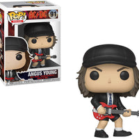 Pop Music 3.75 Inch Action Figure AC DC - Angus Young #91