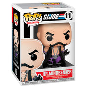 Pop Retro Toys G.I. Joe 3.75 Inch Action Figure - Dr. Mindbender #11