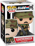 Pop Retro Toys G.I. Joe 3.75 Inch Action Figure - Leatherneck #09