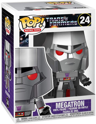 Pop Retro Toys Transformers 3.75 Inch Action Figure - Megatron #24